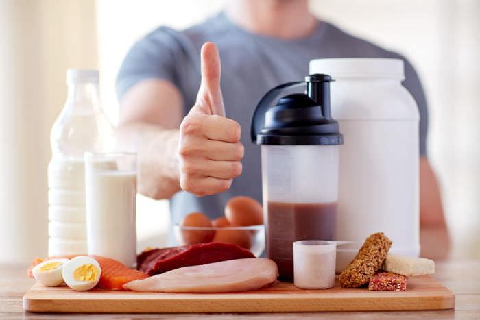 Протеин и продукты