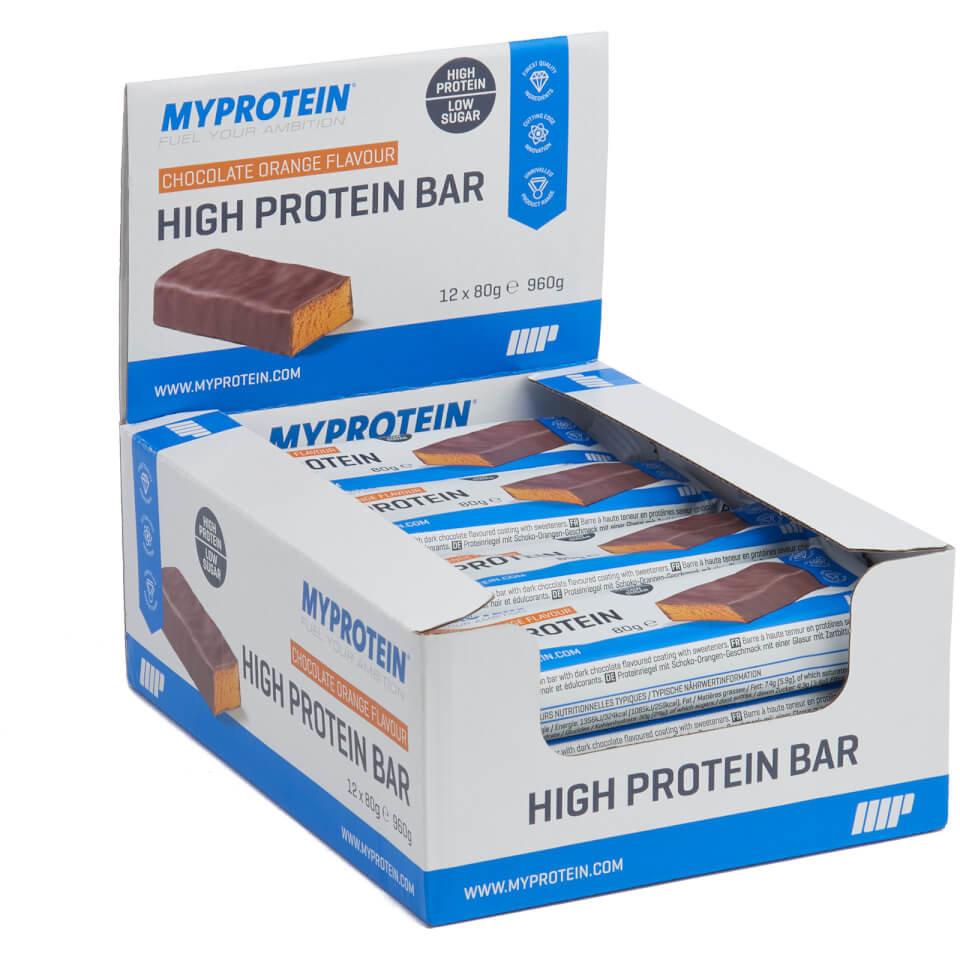 протеиновые батончики хорошие