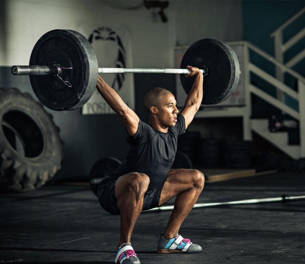 программа силовой тренировки в тренажерном зале