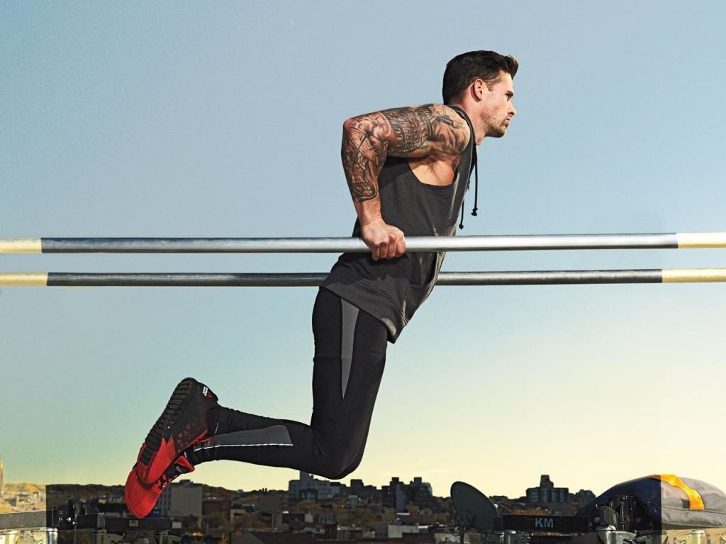 упражнения для жиросжигания мужчинам