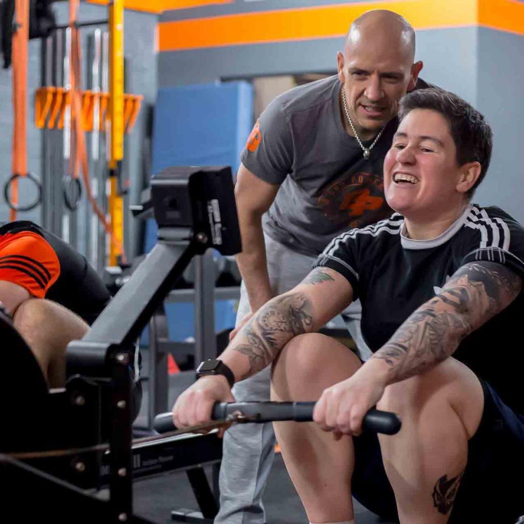 упражнения для мужчин с лишним весом