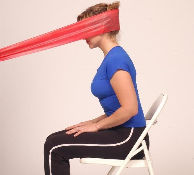 как накачать шею в зале