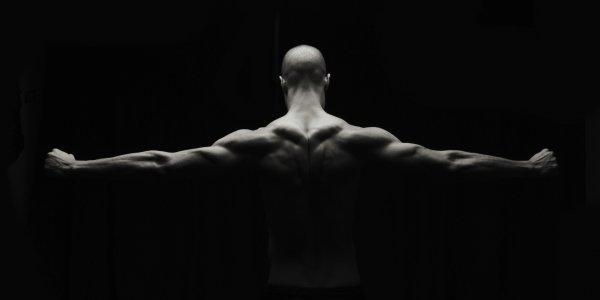 как расширить спину