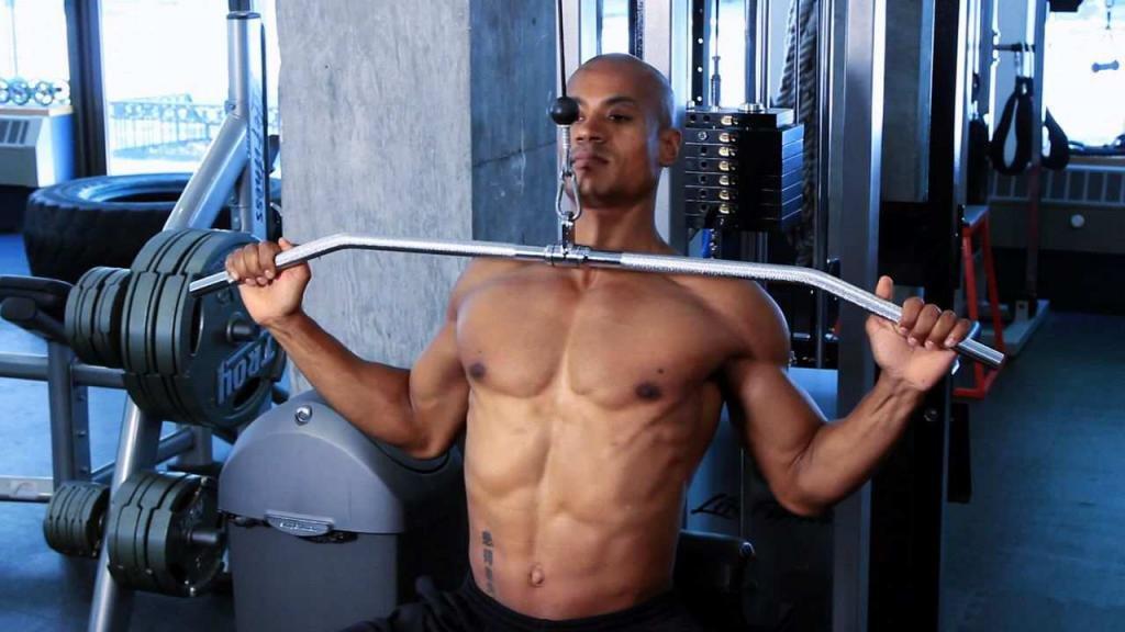 Тренировка для мужчин