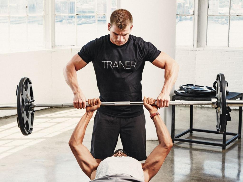 программа тренировки на рельеф для мужчин