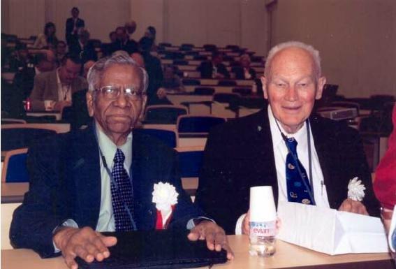 Ф Грейн, исследователь коэнзима q10 на конгрессе в 2007 году