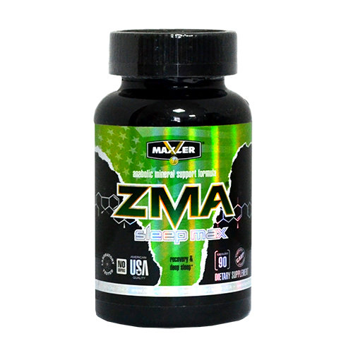 Спортивное питание ZMA: что это такое?