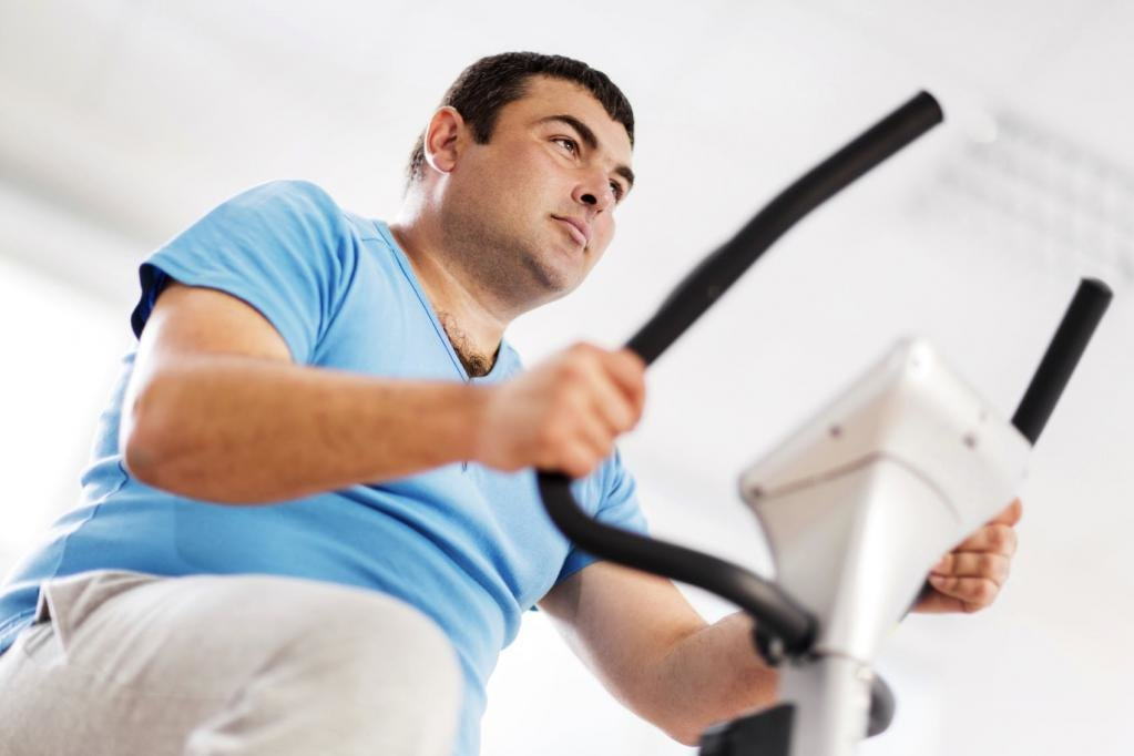 как тренироваться мужчине для похудения