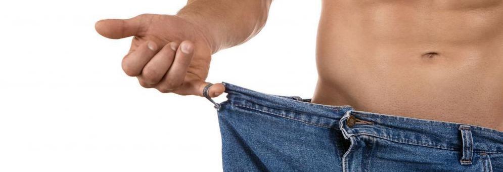 тренировки для похудения для мужчины