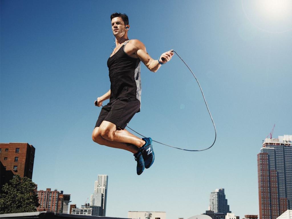 упражнения для похудения мужчине
