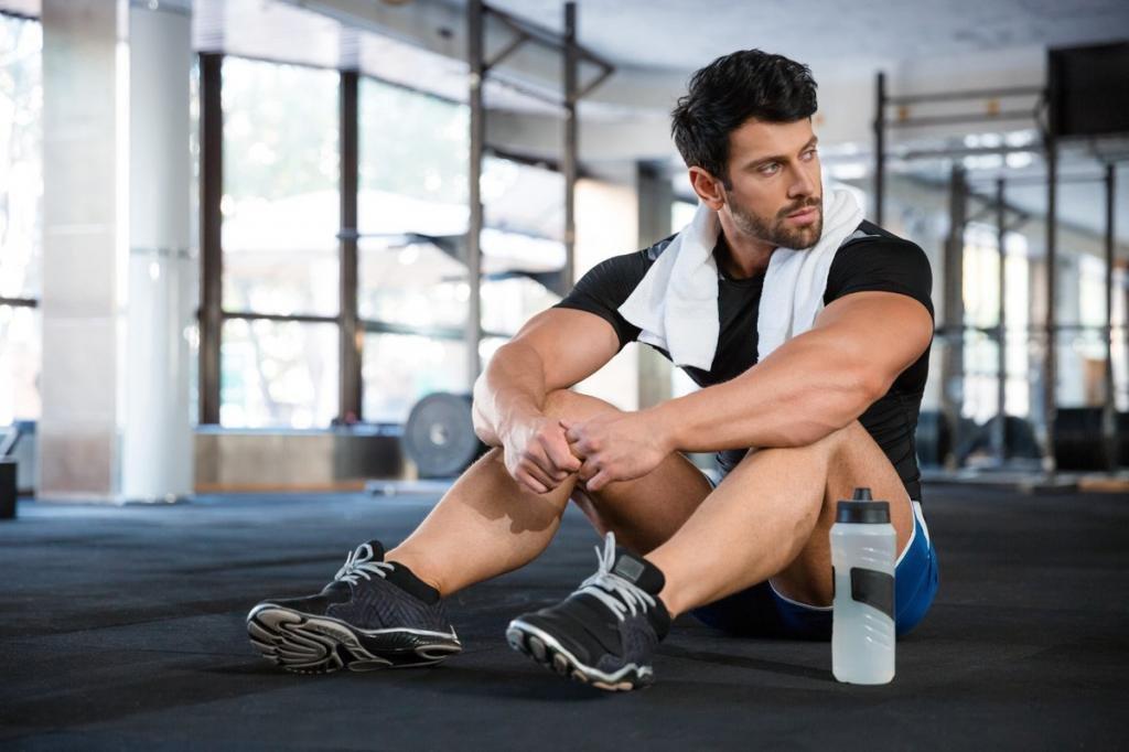 принципы мужского тренинга для похудения