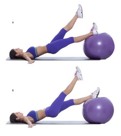 Упражнения с грыжей позвоночника в тренажерном зале: какие можно делать и какие нельзя