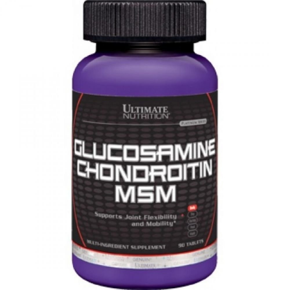 Препарат Glucosamine & Chondroitin & MSM