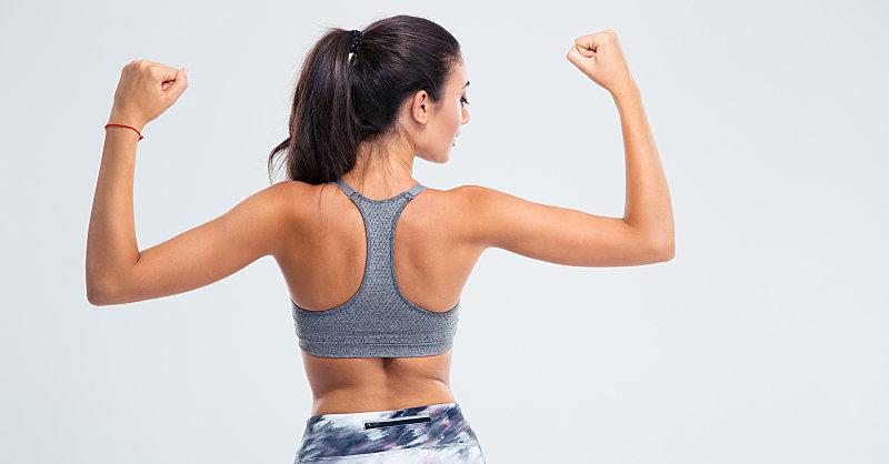 равномерное развитие мышц