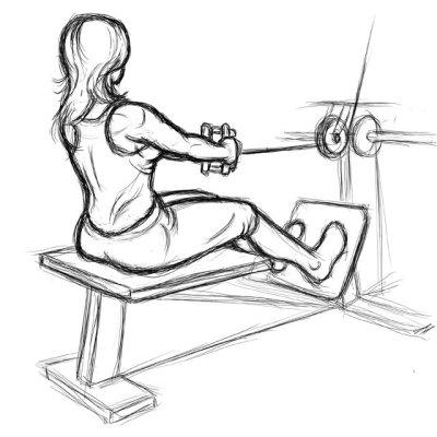 Лучшие упражнения для спины для женщин