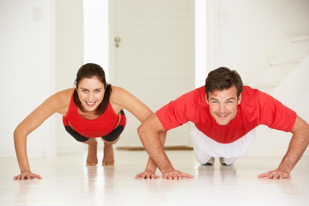 План тренировок на месяц для похудения