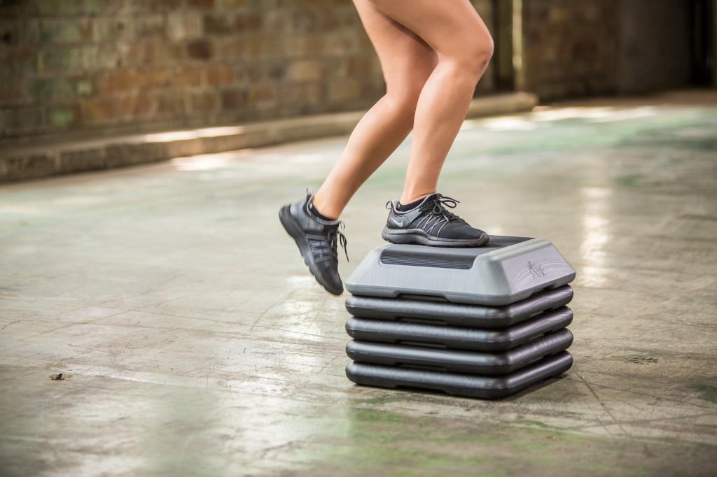 платформа для упражнений