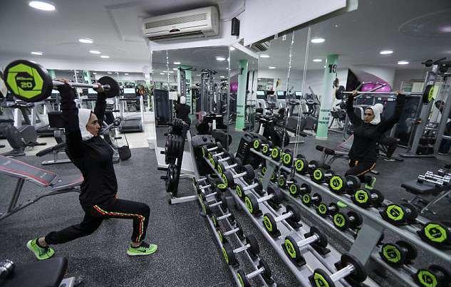 комплекс упражнений для всех частей тела