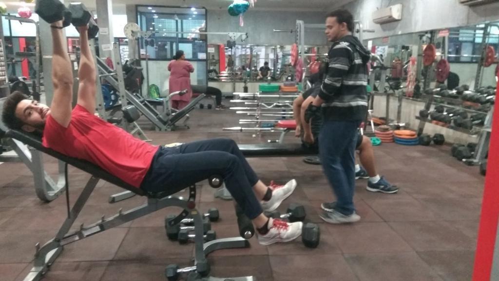 эффективные упражнения для всех мышц