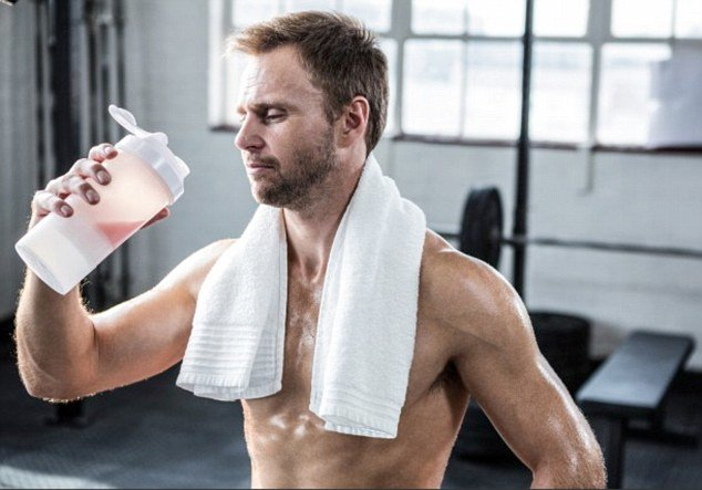протеин для спортсмена