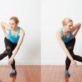Круговая тренировка дома для девушек: комплекс эффективных упражнений