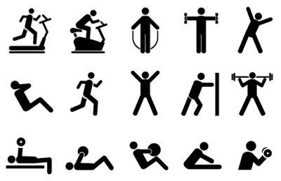 Упражнения на группы мышц: самые эффективные, техника выполнения