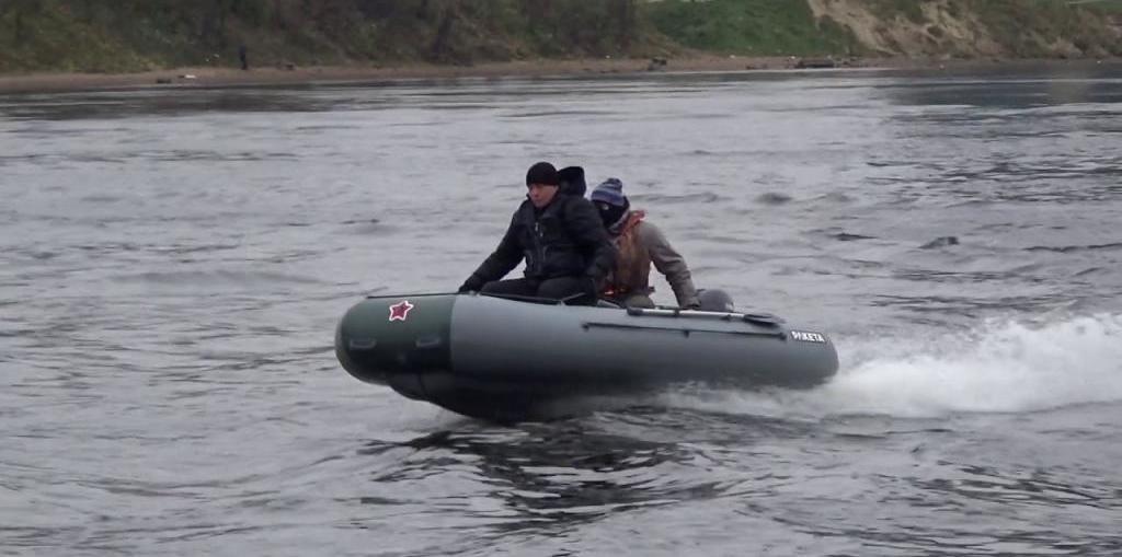 лодка пвх ракета нднд отзывы