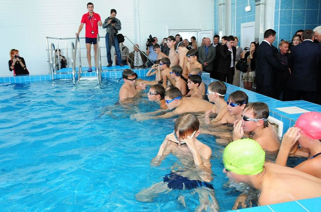 бассейн юбилейный саратов