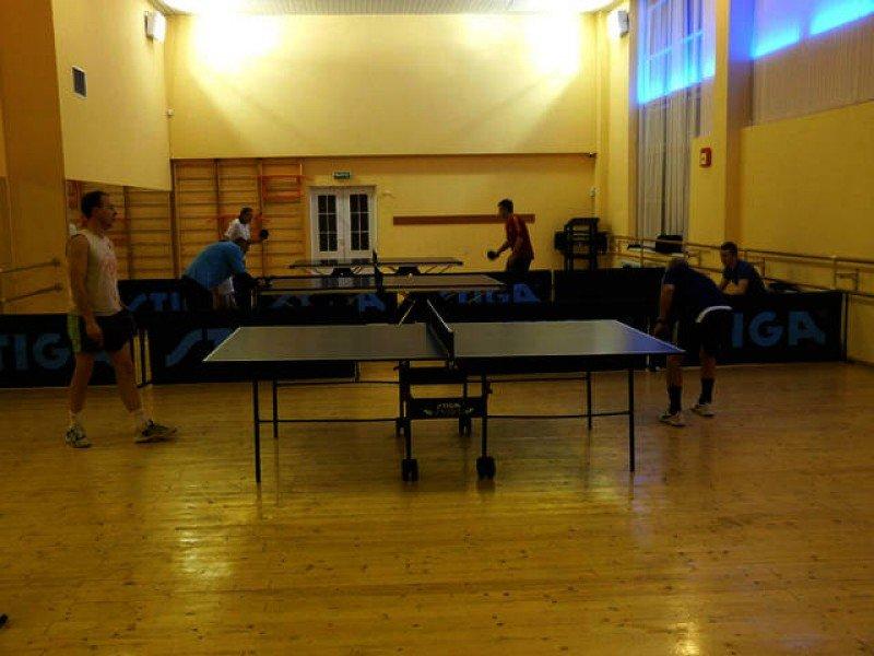 Теннис в ФОК