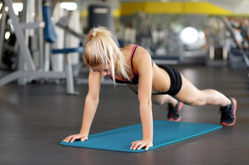 похудение для женщин упражнения