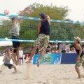 ❶ Как играть в пляжный волейбол
