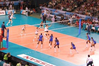 ❶ Как проходит игра в волейбол
