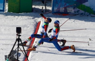 ❶ Как выиграть лыжную гонку