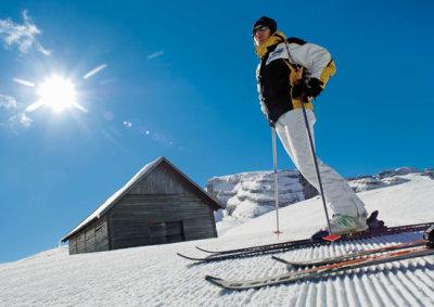 ❶ Как хранить лыжи