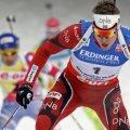 Биатлон – один из самых зрелищных зимних видов спорта