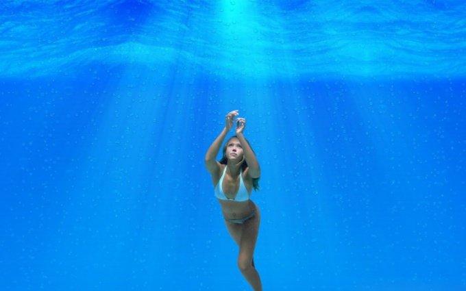 Как научиться задерживать дыхание под водой надолго
