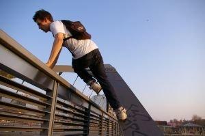 Паркур – это не просто уличная экстремальная акробатика, а преодоление препятствий