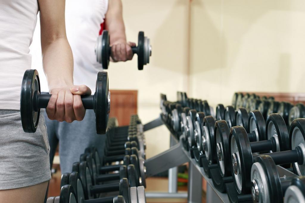 тренировка на руки