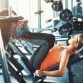 Программа круговых тренировок в тренажерном зале. Тренировка на все группы мышц
