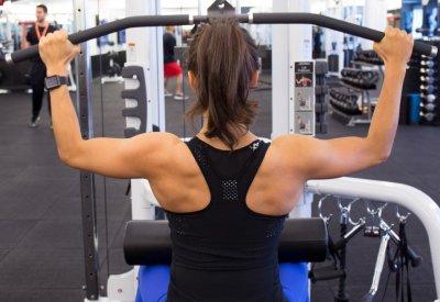 Жиросжигающая тренировка в тренажерном зале. Жиросжигающие упражнения для девушек
