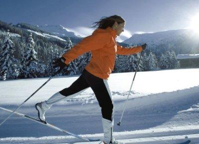 ❶ Как одеваться  для беговых лыж