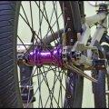 Как поставить колесо на велосипед