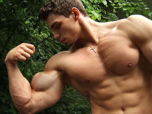 Как сделать рельефным свое тело