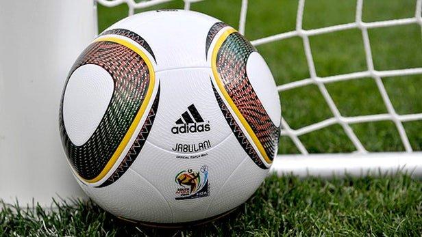 Адидасовский мяч Джабулани