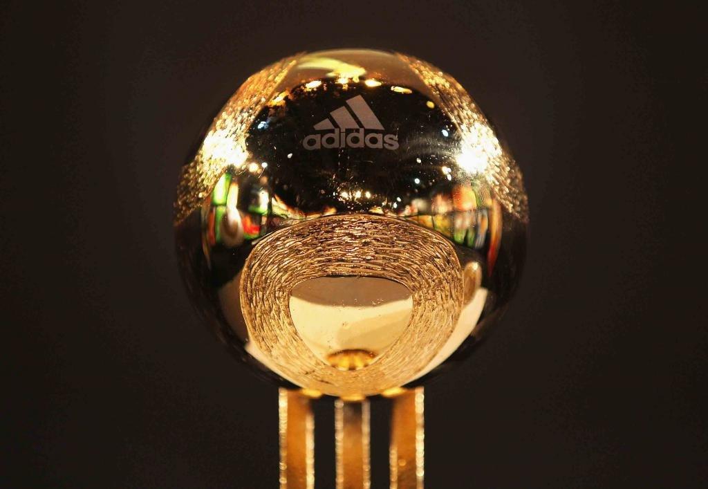 Золотая версия мяча