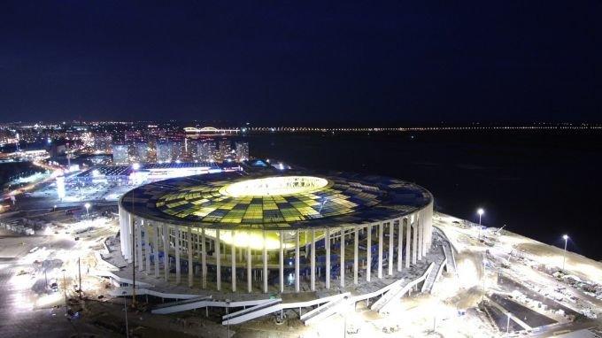 Какие матчи ЧМ – 2018 по футболу пройдут в Нижнем Новгороде