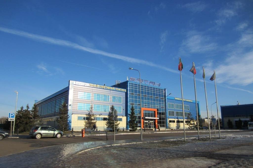 Здание комплекса