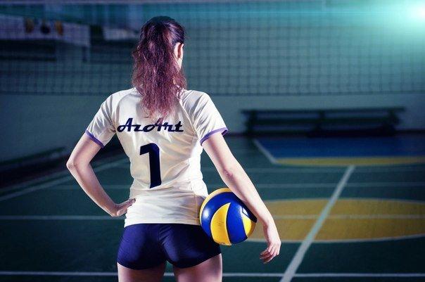 Домашние стены. Волейбол и баскетбол