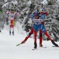 ❶ Как научиться быстро бегать на лыжах