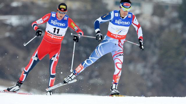Лыжное двоеборье — два в одном